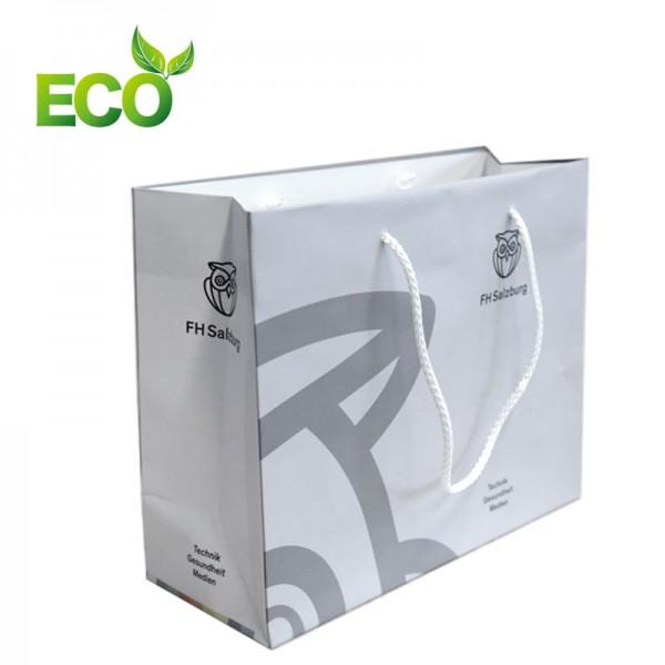 Nachhaltige Papiertragetasche
